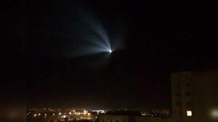 «Это будет красивое зрелище»: жители Архангельской области увидят сегодня ракету в небе