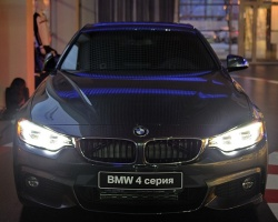 В Перми представлен новый BMW 4 серии