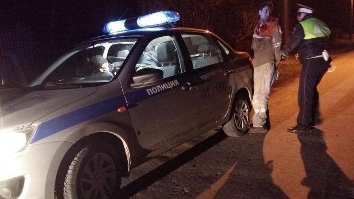 На дорогах Свердловской области поймали 250 пьяных водителей