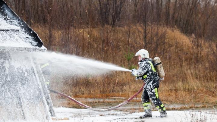 8 человек в Приморском районе из-за пожара лишились дома