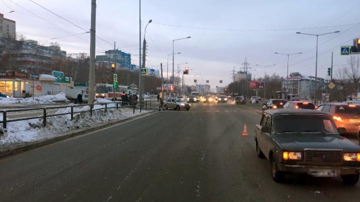 В Самаре скорректируют режим работы светофоров на улице Ново-Садовой