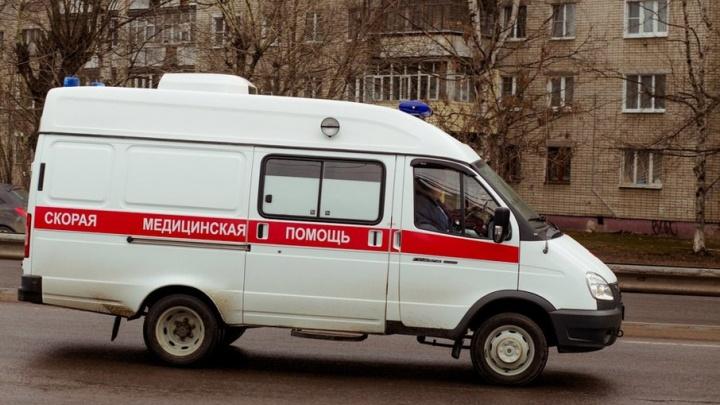 В Ярославской области врезались автобус и легковушка: есть пострадавший