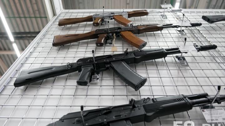 На Росимущество Прикамья завели уголовное дело из-за потери конфискованного оружия