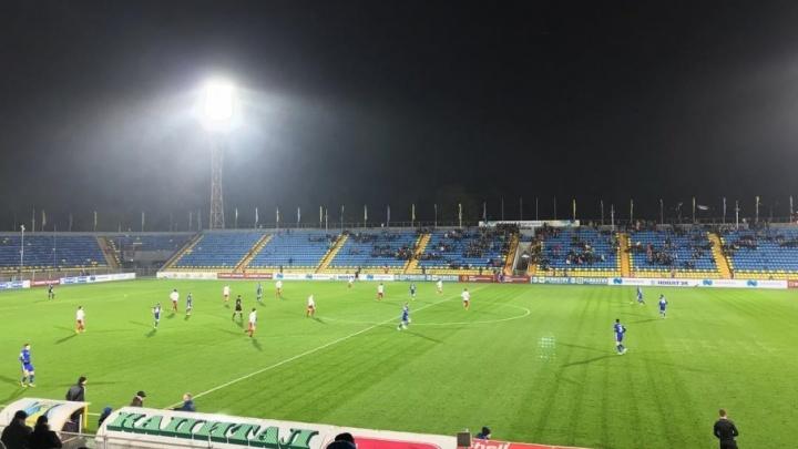 «Ростов» уступил пермскому «Амкару» после продолжительной серии пенальти