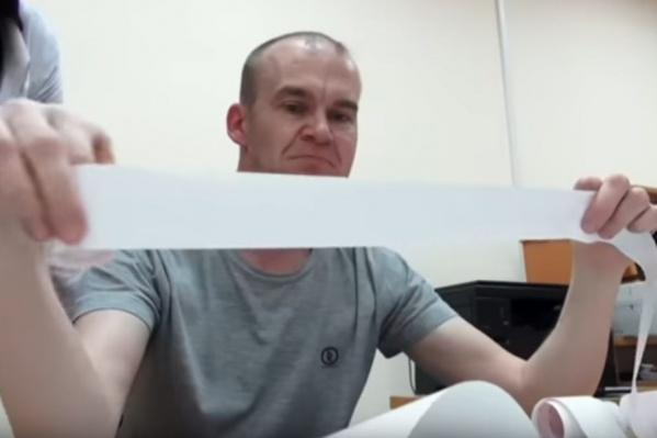 Алексей Кордумов один из немногих врачей, который говорит о своих проблемах вслух