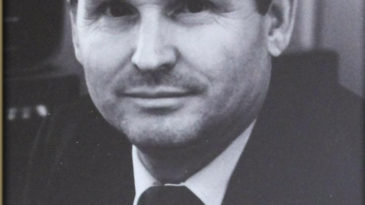 Ушел из жизни бывший ректор агроинженерного университета Василий Бледных
