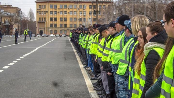 За смерть — 100 тысяч рублей: в Самаре предложили создать соцгарантию для дружинников