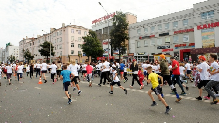 В Перми открыта регистрация на «Кросс нации – 2017»