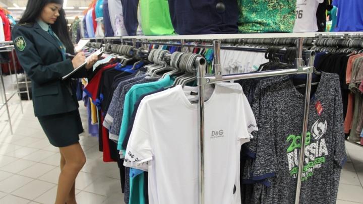 В Самарской области задержали фуру с контрафактной одеждой Adidas, Nike и Puma