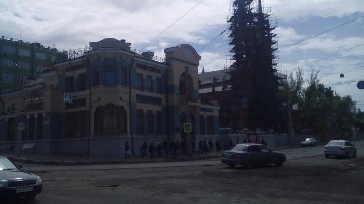 В Самаре польский костел после реконструкции откроют в этом году