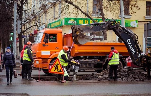 В Ярославле начали латать дорожные ямы по другой технологии