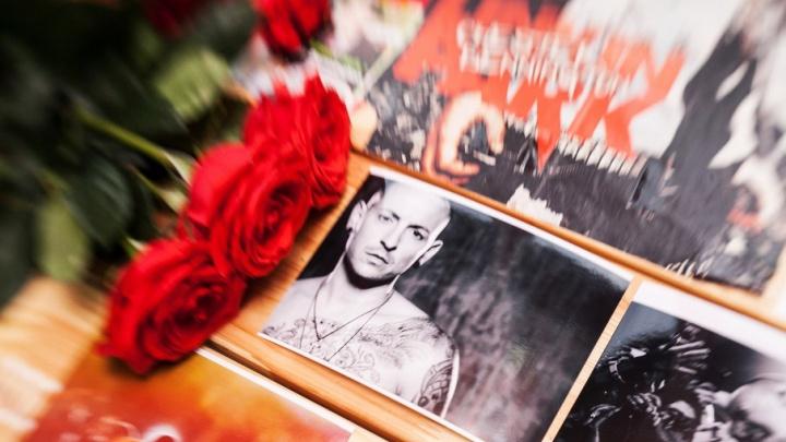 На вечере памяти солиста Linkin Park в Волгограде горожане плакали и пели