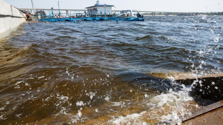 Стремительное потепление угрожает Волгоградской области новыми потопами