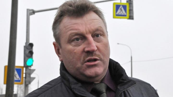 Бывшего директора департамента транспорта приговорили к шести годам строгого режима