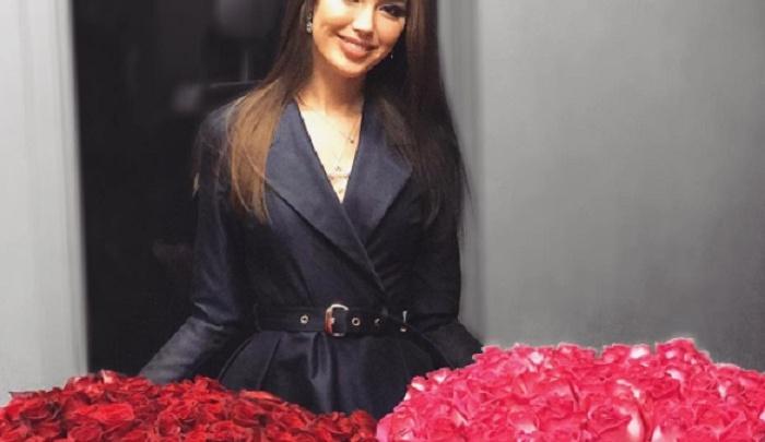 Ростовская модель Анастасия Костенко похвасталась подарком экс-мужа Бузовой