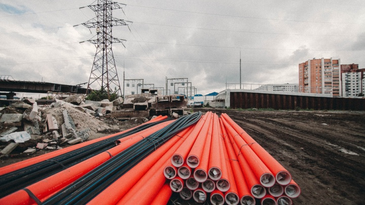 Осенью в Тюмени приступят к переустройству электросетей у развязки на Монтажников