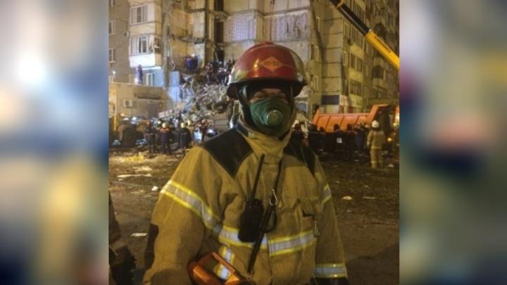 Доставали кошку, искали документы: пермские спасатели рассказали, как разбирали завалы дома в Ижевске