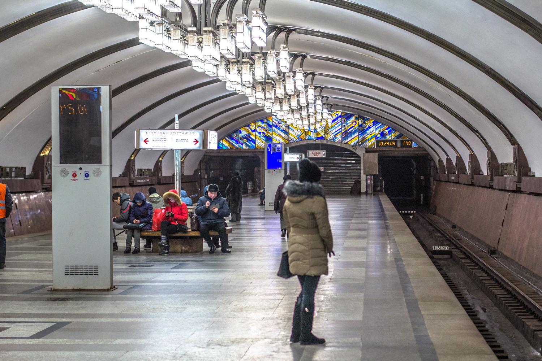 На оформление станций метро власти не скупились