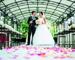 В Челябинске перенесли шоу свадебных регистраций