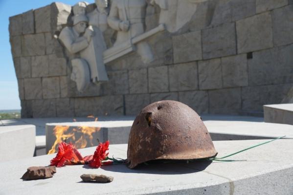 С неизвестными героями простятся в преддверии Дня Великой Победы