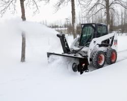Ростсельмаш готов к борьбе со снежными заносами