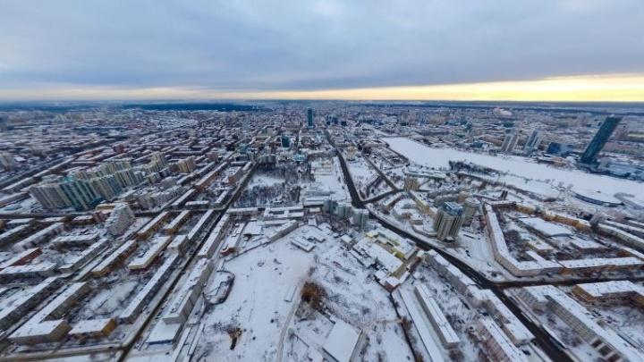 Город больше не будет прежним: 12 строек, которые навсегда изменили Екатеринбург в 2017 году