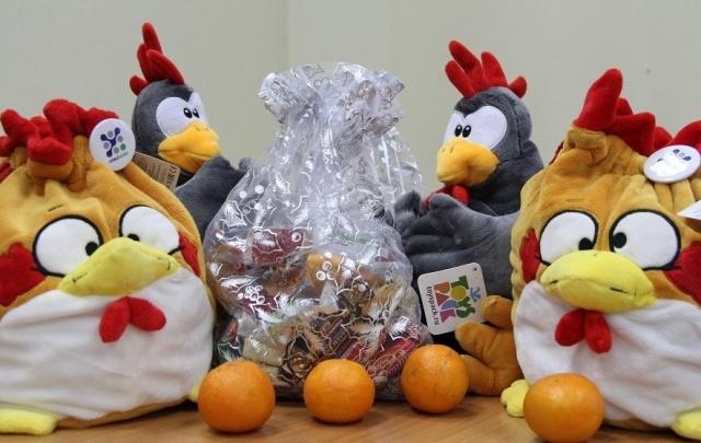 540 детей сотрудников пермских «Минудобрений» получили подарки от предприятия
