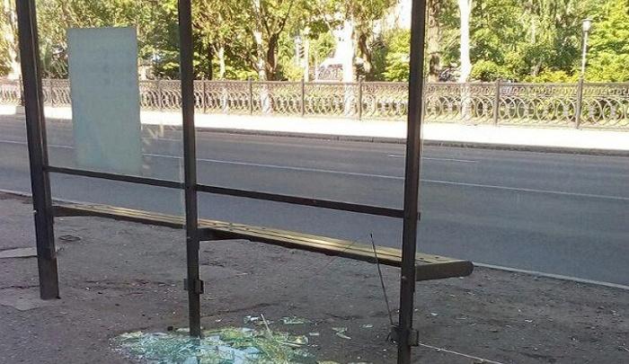 Остановку у политеха в Волгограде вновь разгромили хулиганы