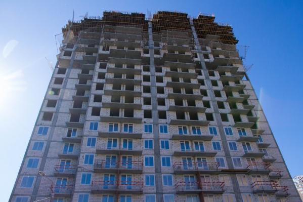 Больше всего нового жилья экономкласса, выставленного сейчас на продажу, в Орджоникидзевском и Кировском районах