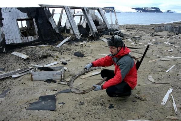 Забрать на изучение экспедиции удалось около 180 предметов