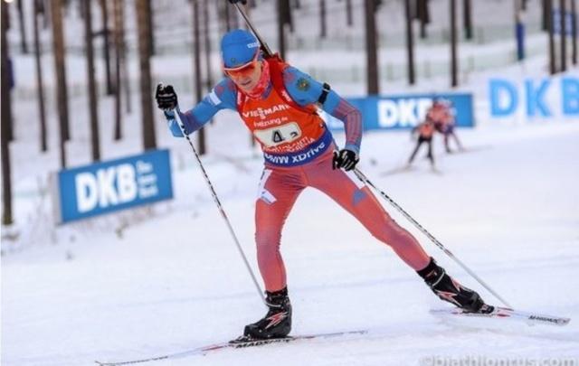 Ирина Старых стала лучшей из россиянок в спринте на этапе Кубка мира