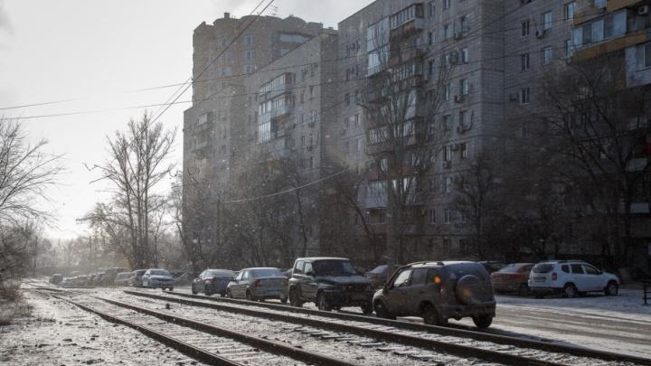 Волгоградская область в День защитника Отечества промерзнет до –21 градуса