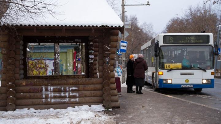 Пермяки смогут узнать расписание автобусов, трамваев и троллейбусов в чате мобильного приложения