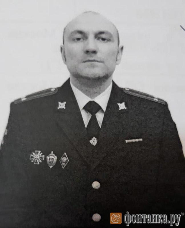 подполковник Евгений Ульянов