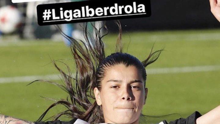 Ярославская футболистка стала лучшим игроком тура в Испании