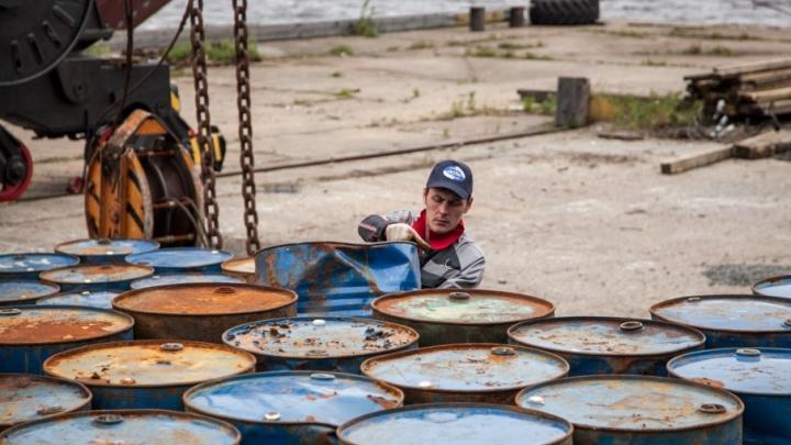 В Поморье компания занималась перевозкой нефтепродуктов без документов