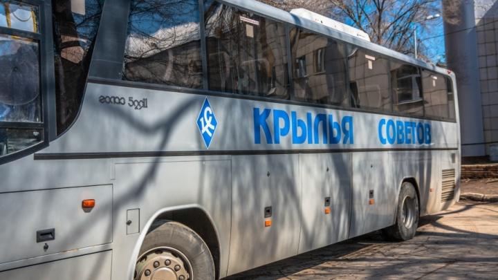 CМИ: РФС запросил у «Крыльев Советов» информацию о допинг-пробах игроков