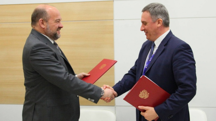 Архангельская область и Россвязь подписали соглашение о сотрудничестве