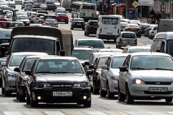 Движение на дорогах может быть затруднено из-за погодных условий