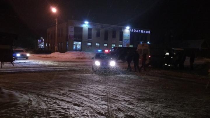 В Рыбинске иномарка сбила на переходе человека