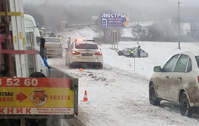 Ростовских коммунальщиков начали штрафовать за неуборку снега