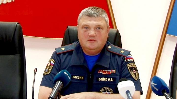 Самарские инспекторы  Госпожнадзора отмечают профессиональный праздник