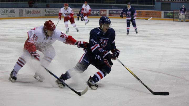 Ростовские хоккеисты не смогли взять реванш у «Чебоксар»