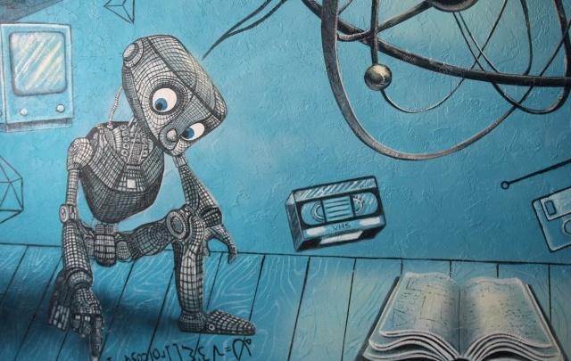 Юный тюменский инженер собрал робота с видеозрением