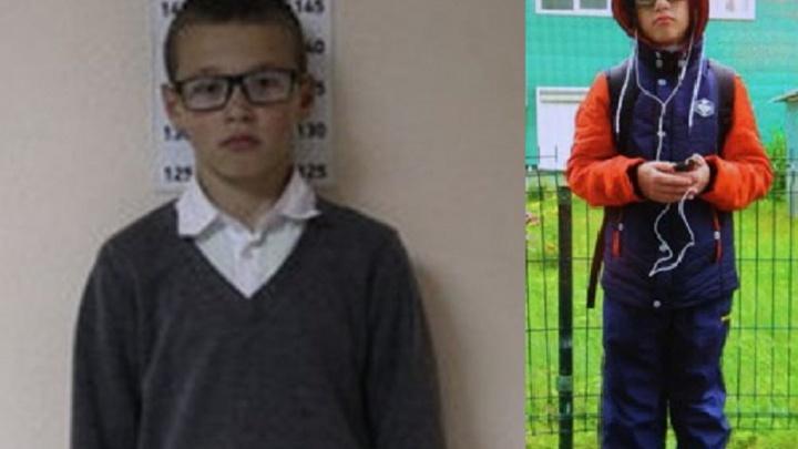 12-летний тюменский школьник, которого три дня искали волонтёры и полиция, вернулся домой
