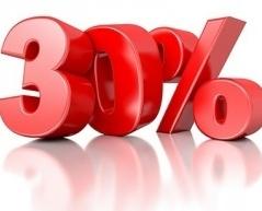 Принтеры HP со скидкой 30%!
