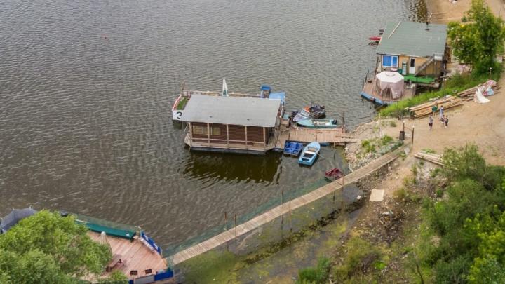 В Перми появится пляж для инвалидов: для этого специально благоустроили берег Мулянки