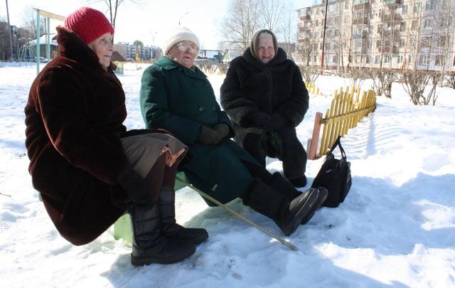 Каждый четвертый пенсионер Поморья продолжает работать