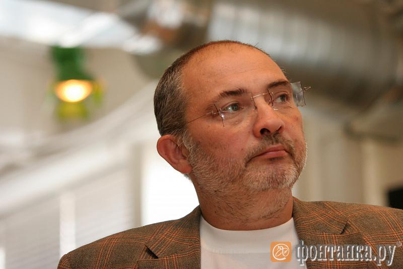 Марат Гельман / автор фото Михаил Огнев/«Фонтанка.ру»