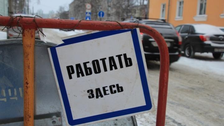 С утра без тепла остались 54 дома в центре города, в районе Майской Горки и Варавино-Фактории